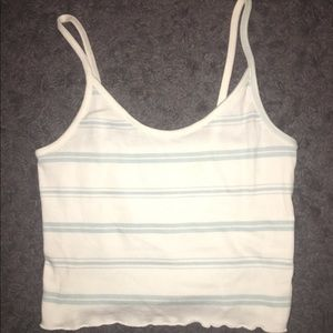 LA Hearts/Pacsun Striped Tank